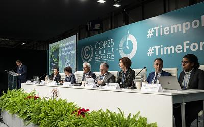 Informe pionero presentado en la COP25 mide emisiones de carbono del turismo