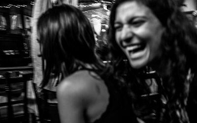 Nocturno: fotos de los míticos bares Cinzano y El Canario de Valparaíso