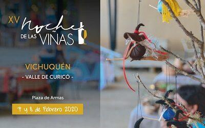 Se avecina la XV Noche de las Viñas de Ruta del Vino Valles de Curicó