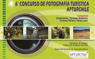 En la recta final entra Sexto Concurso de Fotografía Turística de APTUR Chile