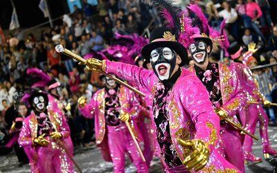 Agenda carnavalera que pueden vivir este verano turistas en Uruguay