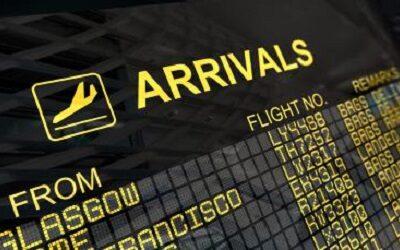 OMT: Llegadas de turistas internacionales podrían caer un 20-30% en 2020