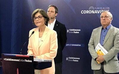 Ministerio de Salud anuncia cuarentena para ciudades de Chillán y Osorno