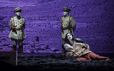 Municipal Delivery presenta a las 20:00 horas la ópera chilena El Cristo de Elqui