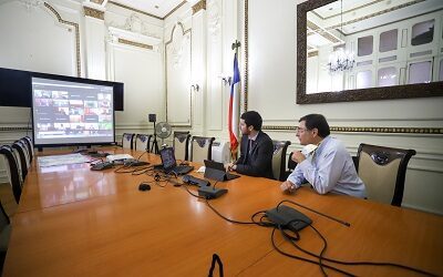 Alcaldes de megaciudades entregan recomendaciones para enfrentar COVID-19