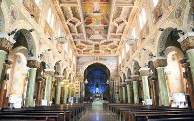 Semana Santa: Diez iglesias brasileñas que son patrimonio arquitectónico