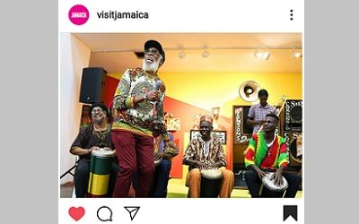 """""""Escape to Jamaica"""" muestra en Instagram Live el sabor del destino"""
