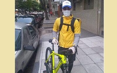 Nippy ofrece kits gratuitos a repartidores de delivery para prevenir contagios