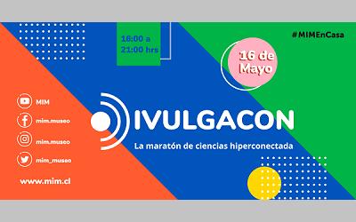 MIM hará maratón virtual con destacados científicos y edutubers internacionales