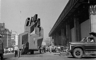 Inédito archivo digital desentraña la historia del edificio Centro GAM