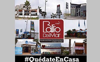 Empresarios de Barrio del Mar enfrentan unidos crisis del sector gastronómico