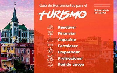 Guía de Herramientas para el turismo contiene 41 instrumentos disponibles