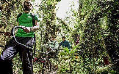 Wheel the World estrenó documental con experiencia de turismo inclusivo