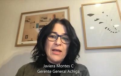 """Javiera Montes: """"Sólo faltan un par de puntos para que protocolos estén listos"""""""