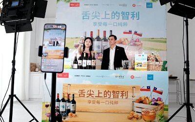 La novedosa propuesta para llevar los productos chilenos a las casas chinas