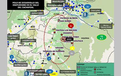 Innovadora herramienta de georreferenciación para apoyar turismo regional