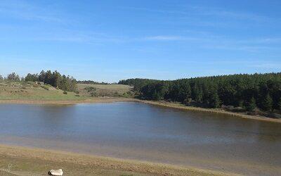 Lagunas de Reserva El Yali vuelven a acumular agua, luego de dos años secas