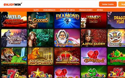 """Con """"casino social"""", Enjoy entra de lleno a la arena de los juegos en línea"""