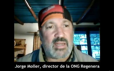 """Jorge Moller: """"El turismo puede ser terriblemente malo si no está planificado"""""""