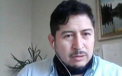 """Jorge Ortega: """"Desempleo en sector de la gastronomía llega a un 40 por ciento"""""""