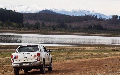 Espejo de agua del lago Peñuelas alcanza las 120 hás. tras últimas lluvias