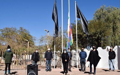 San Pedro de Atacama iza banderas negras y reclama ayuda ante crisis por Covid