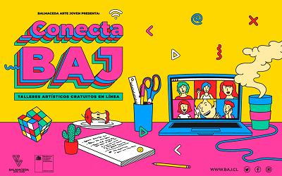 Radioteatro, cómic y cine accesible en el cuarto ciclo de talleres en línea de BAJ