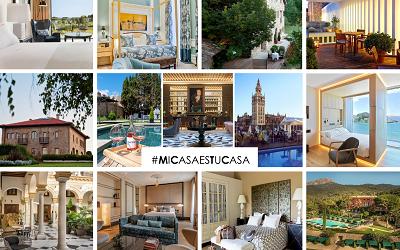 #Micasaestucasa, la más exclusiva colección de hoteles boutique de España