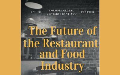Conferencia sobre el futuro de los restaurantes y la industria de alimentos