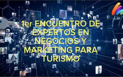 Chile en primer encuentro de expertos en negocios y marketing digital turístico