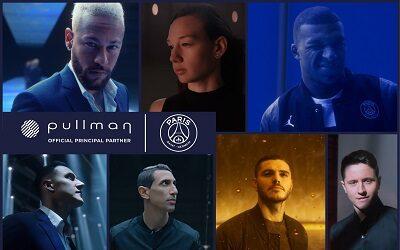 Pullman lanza campaña global en asociación con Paris Saint Germain
