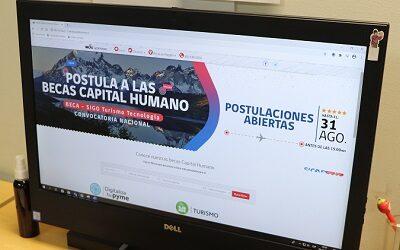 Turismo chileno podrá posicionarse en el mundo digital con SIGO Tecnología