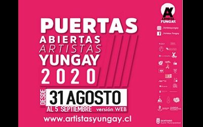 """Artistas Yungay invita a la cuarta versión de """"Puertas Abiertas"""" por vía online"""
