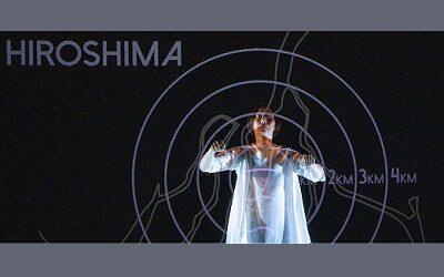 GAM: Artista sorda expone en danza los horrores de la bomba atómica