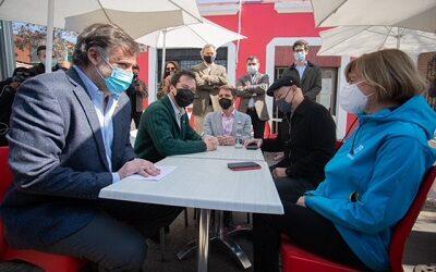Plan permite y extiende la atención de público en restaurantes y cafés