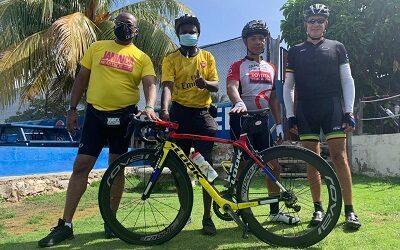 Jamaica impulsa iniciativa para conocer sus atractivos en ruta para bicicletas