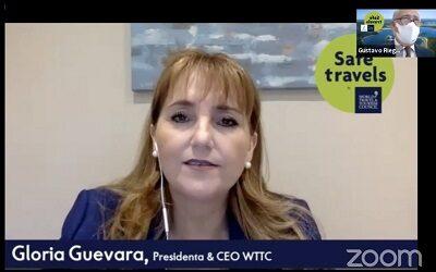 Perú y Paraguay recibieron el Sello de Viaje Seguro que entrega el WTTC